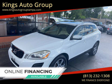 2013 Volvo XC60 for sale at Kings Auto Group in Tampa FL