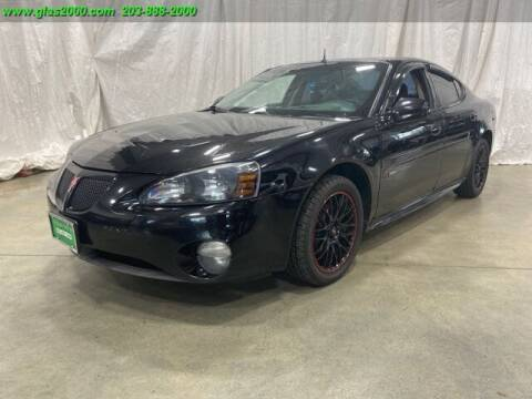 2005 Pontiac Grand Prix for sale at Green Light Auto Sales LLC in Bethany CT