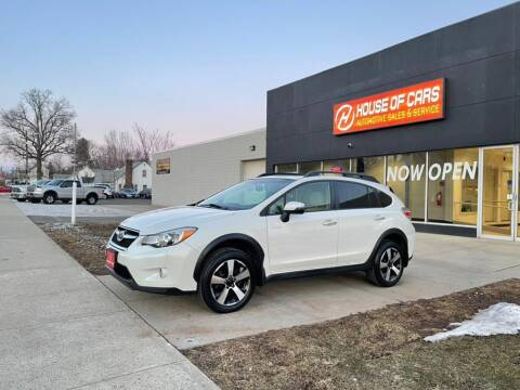 2015 Subaru XV Crosstrek for sale at HOUSE OF CARS CT in Meriden CT