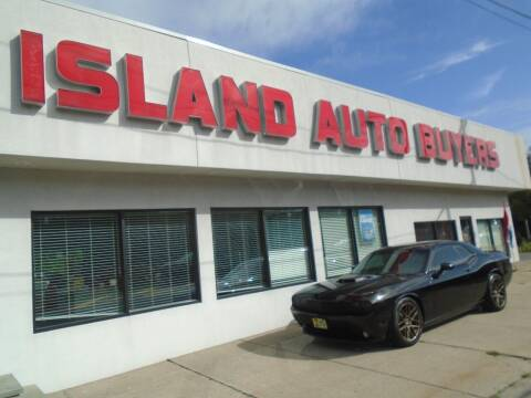 2014 Dodge Challenger for sale at Island Auto Buyers in West Babylon NY