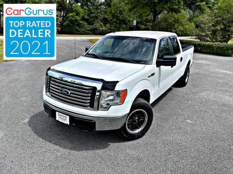 2011 Ford F-150 for sale at Brothers Auto Sales of Conway in Conway SC