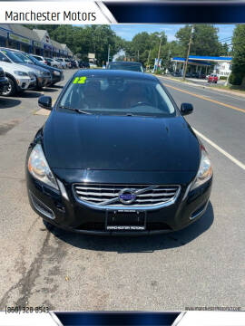 2012 Volvo S60 for sale at Manchester Motors in Manchester CT