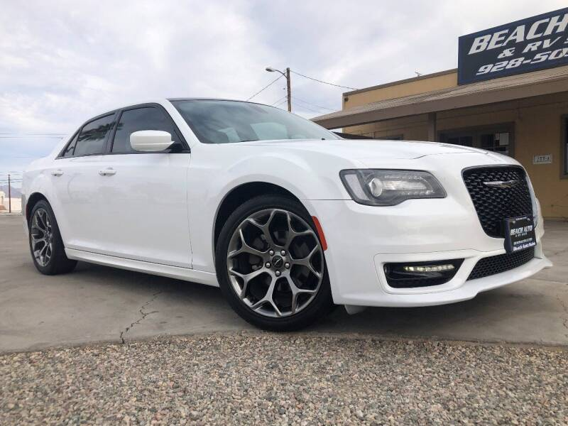 2017 Chrysler 300 for sale at Beach Auto and RV Sales in Lake Havasu City AZ
