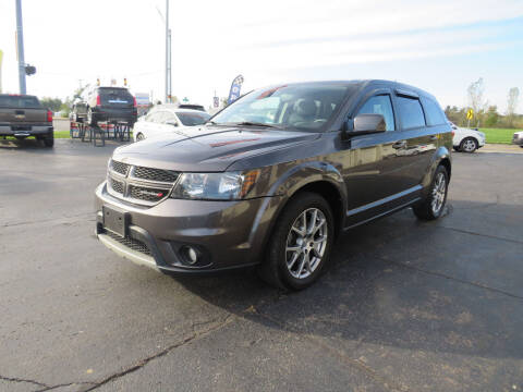 2014 Dodge Journey for sale at A to Z Auto Financing in Waterford MI