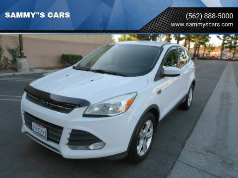 "2014 Ford Escape for sale at SAMMY""S CARS in Bellflower CA"