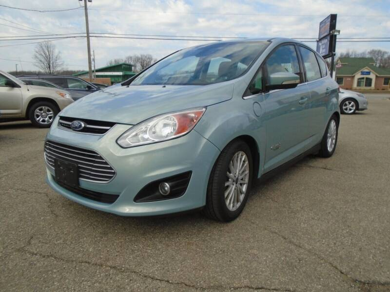 2014 Ford C-MAX Energi for sale at Michigan Auto Sales - Hybrid and Electrical Vehicles in Kalamazoo MI