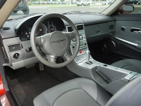 2004 Chrysler Crossfire for sale at Bob Boast Volkswagen in Bradenton FL