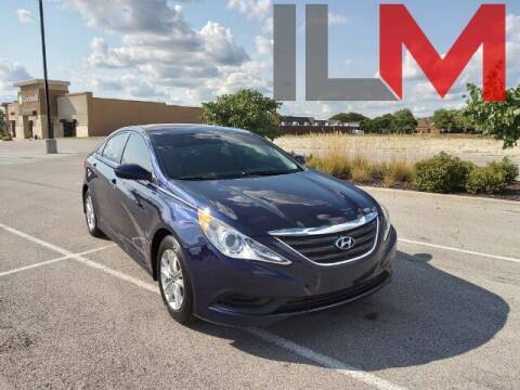 2014 Hyundai Sonata for sale at INDY LUXURY MOTORSPORTS in Fishers IN