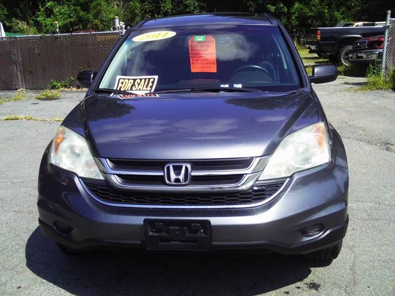 2011 Honda CR-V for sale at ALAN SCOTT AUTO REPAIR in Brattleboro VT