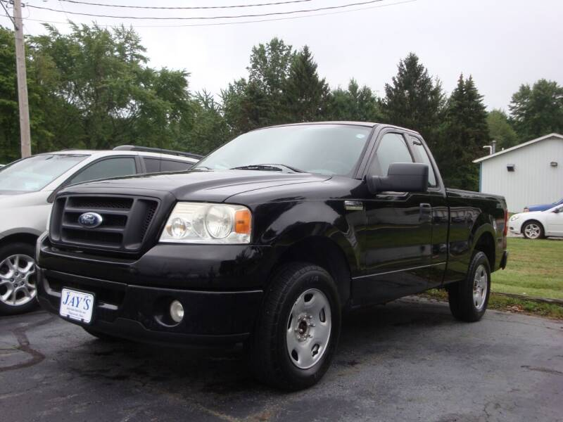 2007 Ford F-150 for sale at Jay's Auto Sales Inc in Wadsworth OH