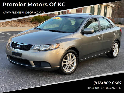 2012 Kia Forte for sale at Premier Motors of KC in Kansas City MO
