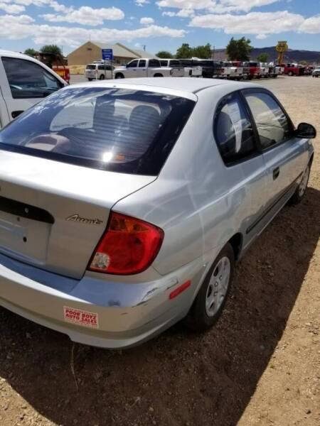 2004 Hyundai Accent for sale at Poor Boyz Auto Sales in Kingman AZ