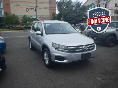 2017 Volkswagen Tiguan for sale at 103 Auto Sales in Bloomfield NJ