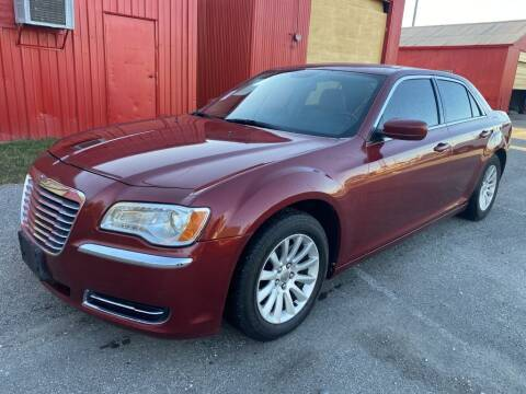 2014 Chrysler 300 for sale at Pary's Auto Sales in Garland TX