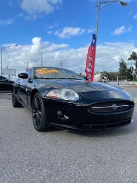 2007 Jaguar XK-Series for sale at Good Clean Cars in Melbourne FL