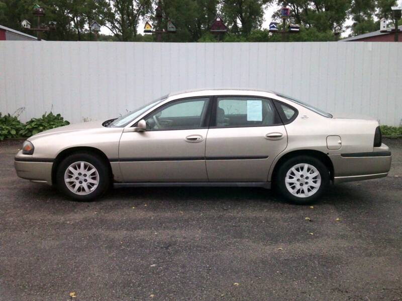 2004 Chevrolet Impala for sale at Chaddock Auto Sales in Rochester MN