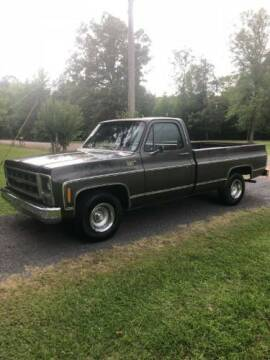 1979 GMC Sierra 1500HD Classic for sale at Classic Car Deals in Cadillac MI