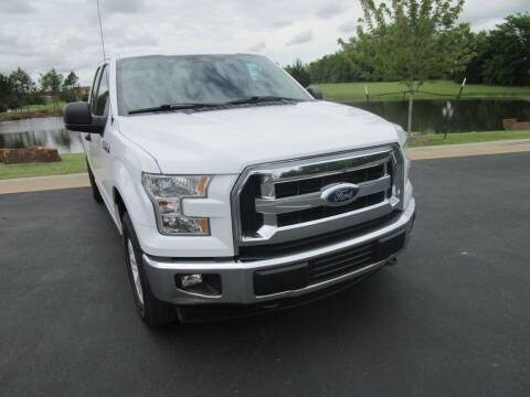 2017 Ford F-150 for sale at Oklahoma Trucks Direct in Norman OK