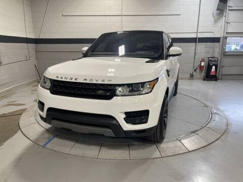 2016 Land Rover Range Rover Sport for sale at Luxury Car Outlet in West Chicago IL