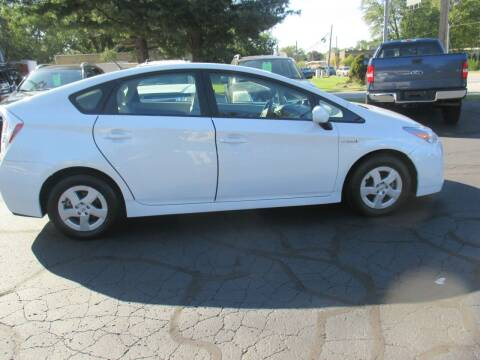 2010 Toyota Prius for sale at Home Street Auto Sales in Mishawaka IN