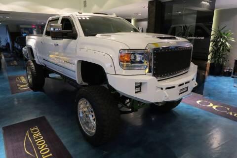 2017 GMC Sierra 3500HD for sale at OC Autosource in Costa Mesa CA