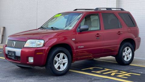2007 Mercury Mariner Hybrid for sale at Carland Auto Sales INC. in Portsmouth VA