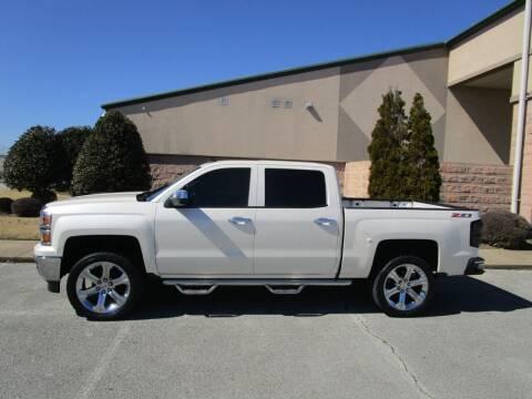 2014 Chevrolet Silverado 1500 for sale at JON DELLINGER AUTOMOTIVE in Springdale AR