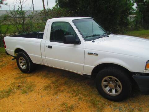 2008 Ford Ranger for sale at Wright's Auto Sales in Lancaster SC
