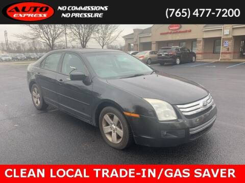 2009 Ford Fusion for sale at Auto Express in Lafayette IN