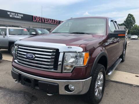 2010 Ford F-150 for sale at DriveSmart Auto Sales in West Chester OH