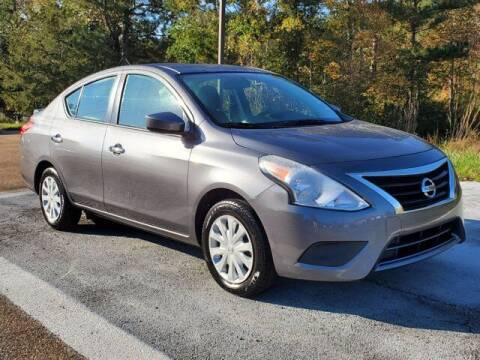 2019 Nissan Versa for sale at Southeast Autoplex in Pearl MS