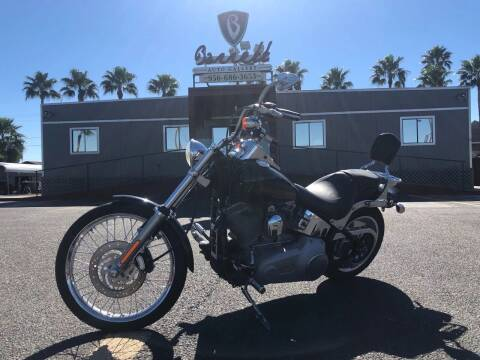 2006 Harley Davidson Soft tail for sale at Barrett Auto Gallery in San Juan TX
