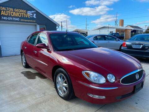 2005 Buick LaCrosse for sale at Dalton George Automotive in Marietta OH