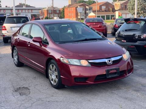 2010 Honda Civic for sale at IMPORT Motors in Saint Louis MO