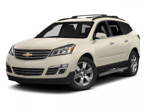 2014 Chevrolet Traverse for sale at BEAMAN TOYOTA in Nashville TN