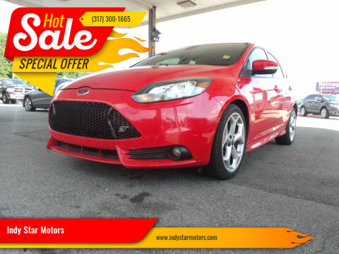 2013 Ford Focus for sale at Indy Star Motors in Indianapolis IN