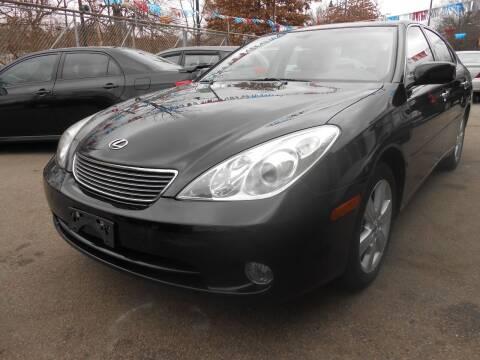 2005 Lexus ES 330 for sale at N H AUTO WHOLESALERS in Roslindale MA
