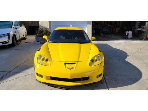 2009 Chevrolet Corvette for sale at Stanley Ford Gilmer in Gilmer TX