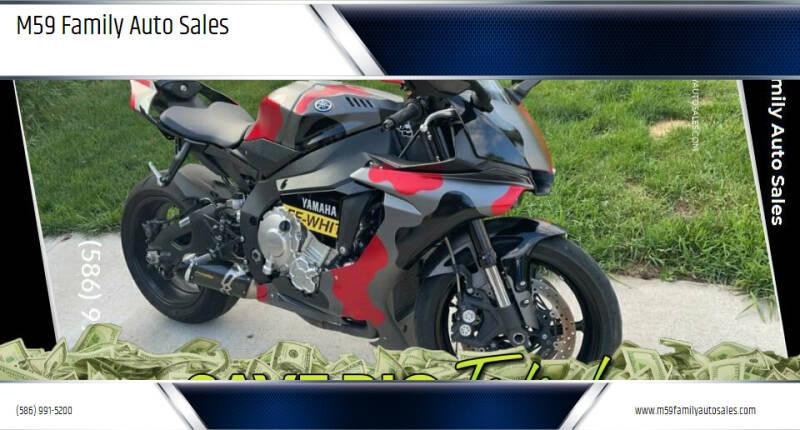 2016 Yamaha YZF-R1 for sale in Utica, MI