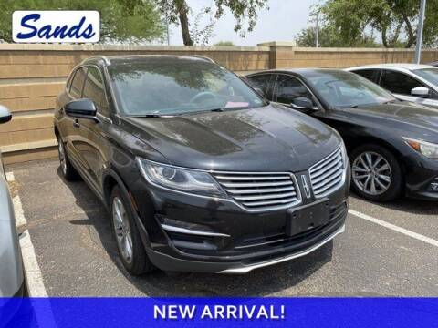 2015 Lincoln MKC for sale at Sands Chevrolet in Surprise AZ