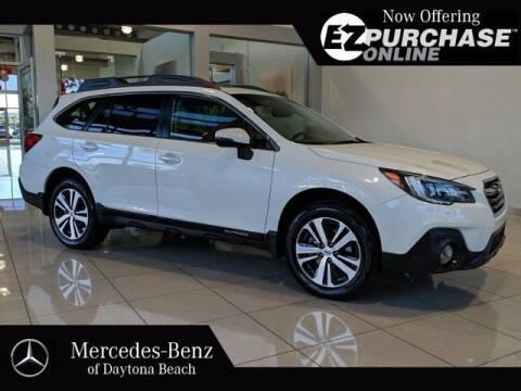 2018 Subaru Outback for sale at Mercedes-Benz of Daytona Beach in Daytona Beach FL