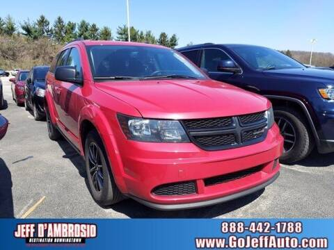 2018 Dodge Journey for sale at Jeff D'Ambrosio Auto Group in Downingtown PA