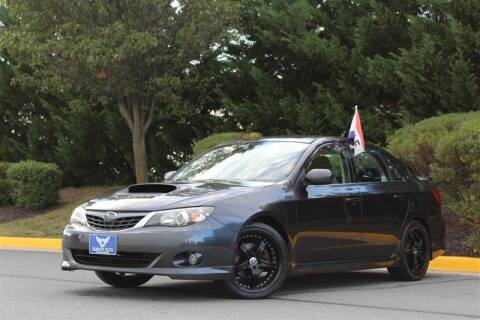 2008 Subaru Impreza for sale at Quality Auto in Manassas VA