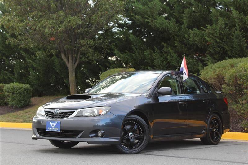 2008 Subaru Impreza for sale at Quality Auto in Sterling VA