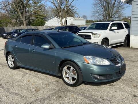 2009 Pontiac G6 for sale at Stiener Automotive Group in Galloway OH