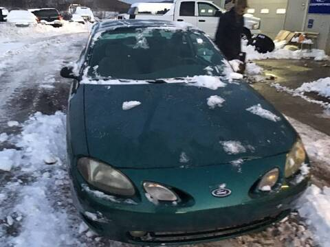 1998 Ford Escort for sale at Troys Auto Sales in Dornsife PA
