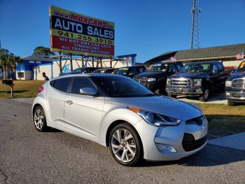 2017 Hyundai Veloster for sale at Mox Motors in Port Charlotte FL