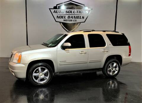 2011 GMC Yukon for sale at Noel Daniels Motor Company in Ridgeland MS
