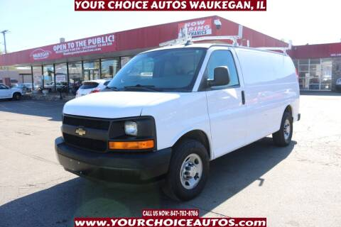 2017 Chevrolet Express Cargo for sale at Your Choice Autos - Waukegan in Waukegan IL