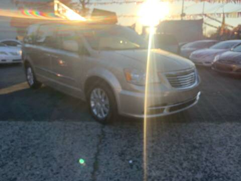 2013 Chrysler Town and Country for sale at Metro Auto Exchange 2 in Linden NJ
